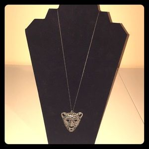 Jewelry - Animal face necklace